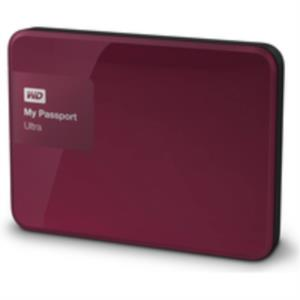 DISCO DURO EXTERNO 2TB WESTERN DIGITAL MY PASSPORT ULTRA 2.5´´ USB 3.0 MORADO