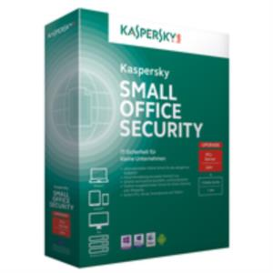 ANTIVIRUS KASPERSKY SMALL OFFICE SECURITY V4 10 PCs + 1 SERVIDOR ESPAÑOL 1 AÑO