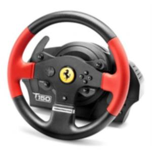VOLANTE + PEDALES THRUSTMASTER T150RS FERRARI EDITION PC/PS4/PS3