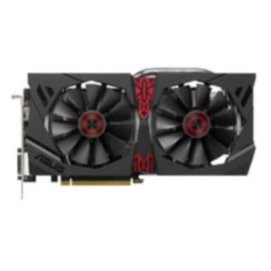 TARJETA GRAFICA 2GB AMD ASUS R9 380 STRIX-DC2OC-2GD5-GAMING PCX DDR5 HDMI/DVI/DP