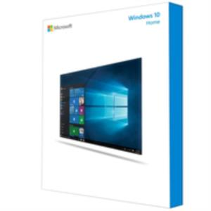 WINDOWS 10 HOME 32/64 BITS DSP (LICENCIA+DVD)