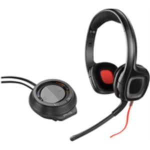 AURICULARES + MICRO PLANTRONICS GAMECOM D60 GAMING