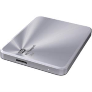"DISCO DURO EXTERNO 3TB WESTERN DIGITAL MY PASSPORT ULTRA 2.5"" USB 3.0 PLATA"