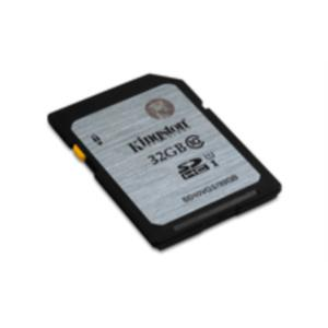 MEMORIA 32 GB SDHC KINGSTON CLASE 10 UHS-I