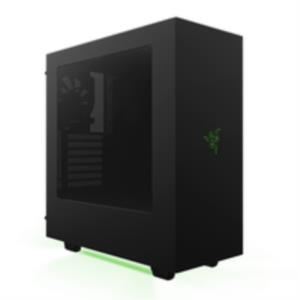 CAJA SEMITORRE NZXT S340 NEGRA SPECIAL EDITION S/F