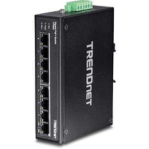 SWITCH 8 PUERTOS 10/100/1000 POE TRENDNET TI-PG80