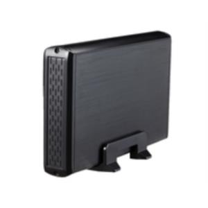 "CAJA EXTERNA HDD 3.5"" CONNECTION CNC-C3530 SATA USB 3.0 NEGRO"