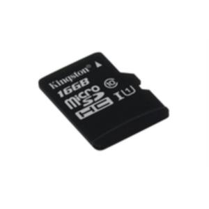 MEMORIA 16 GB MICRO SDXC KINGSTON CLASE 10 UHS-I