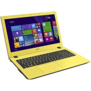 "PORTATIL ACER ASPIRE E5-573 CORE I3-4005U 1.7GHZ/4GB DDR3/500GB/15,6""/W10/AMARILLO"