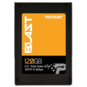 "DISCO DURO 120GB 2.5"" PATRIOT SSD SATA3 BLAST"