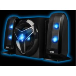 ALTAVOCES 2.1 BLUESTORK KLUB2 GAMING 40W NEGRO