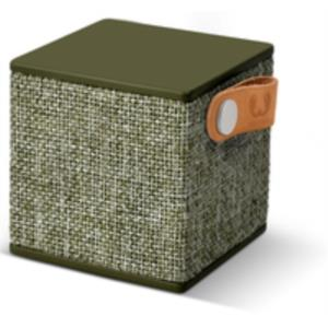 ALTAVOZ 1.0 BLUETOOTH FRESH ´N REBEL ROCKBOX CUBE FABRIC EDITION MILITAR