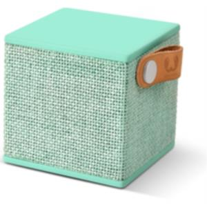 ALTAVOZ 1.0 BLUETOOTH FRESH ´N REBEL ROCKBOX CUBE FABRIC EDITION VERDE