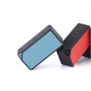 ALTAVOCES 1.0 COOLBOX PRISMA BLUETOOTH ROJO