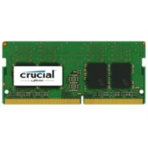 MEMORIA PORTATIL 4 GB DDR4 2400 CRUCIAL CL17 SR