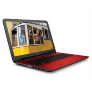 "PORTATIL HP 15-AC133NS CORE I3-5005U 2.0GHZ/4GB DDR3/500GB/15,6""/W10/ROJO"