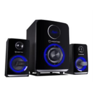 ALTAVOCES 2.1 HIDITEC H500 NEGRO BLUETOOTH/SD/USB