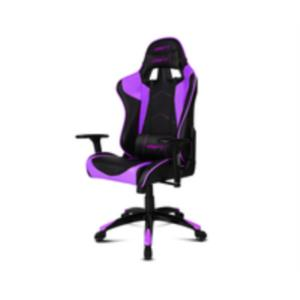 SILLA GAMING DRIFT DR300 PURPURA/NEGRO