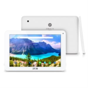 "TABLET SPC GLOW 10.1"" IPS/3G/QUAD CORE INTEL ATOM 1.2GHZ/1GB RAM/16GB/ ANDROID 5.1/BLANCA"