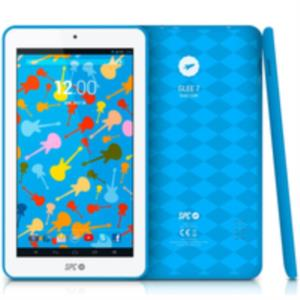 "TABLET SPC GLEE 7""/512MB RAM/8GB/QUAD CORE ARM A7 1.3GHZ/ANDROID 5.0/AZUL"