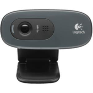 CAMARA WEBCAM LOGITECH 1.3 MP C270 HD