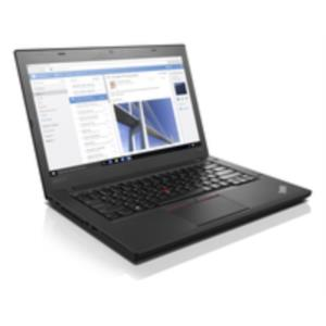 "PORTATIL LENOVO THINKPAD T460I5-6200U 2.5GHZ/8GB DDR3/256GB SSD/14""/W7PRO"
