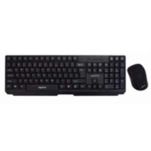 TECLADO INALAMBRICO + RATON OPTICO APPROX HOME NEGRO