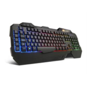 TECLADO B-MOVE R-FORCE GAMING RETROILUMINADO