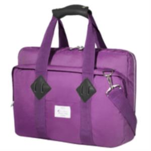 "MALETIN PORTATIL 16"" MESSENGER PURPLE EVITTA"