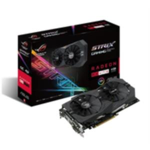 TARJETA GRAFICA 4GB AMD ASUS RX 470 STRIX GAMING O4G PCX3.0 DDR5 HDMI-DPORT