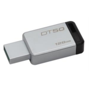 MEMORIA 128 GB REMOVIBLE KINGSTON USB 3.0 DT 50