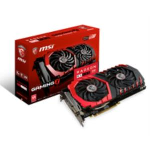 TARJETA GRAFICA 8GB AMD MSI RX 480 GAMING X PCX3.0 DDR5 HDMI-DPORT