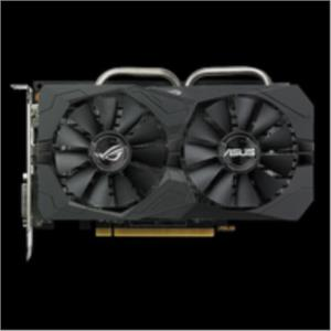 TARJETA GRAFICA 4GB AMD ASUS RX 460 STRIX GAMING O4G PCX3.0 DDR5 HDMI-DPORT