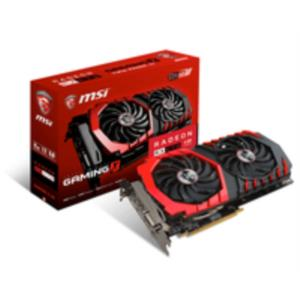 TARJETA GRAFICA 4GB AMD MSI RX 470 GAMING X PCX3.0 DDR5 HDMI-DPORT