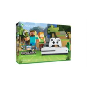CONSOLA XBOX ONE S 500GB + MINECRAFT