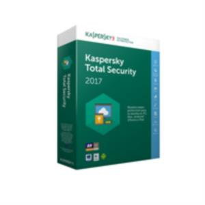ANTIVIRUS KASPERSKY TOTAL SECURITY 3 EQUIPOS MULTI-DEVICE 2017 BASE