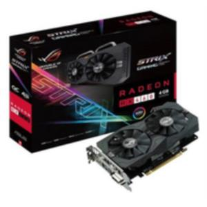 TARJETA GRAFICA 4GB AMD ASUS RX 460 STRIX GAMING 4G PCX3.0 DDR5 HDMI-DPORT