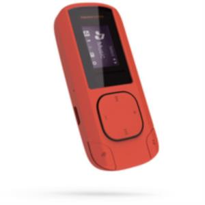 REPRODUCTOR MP3 ENERGY CLIP CORAL
