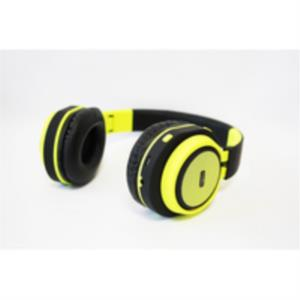AURICULARES + MICRO BLUETOOTH COOLBOX COOLHEAD AMARILLO