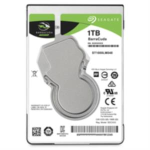 DISCO DURO PORTATIL 1TB SEAGATE SATA3 5400RPM BARRACUDA