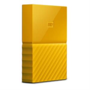 DISCO DURO EXTERNO 3TB WESTERN DIGITAL MY PASSPORT 2.5 USB 3.0 AMARILLO