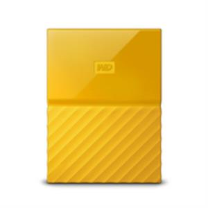 DISCO DURO EXTERNO 1TB WESTERN DIGITAL MY PASSPORT 2.5 USB 3.0 AMARILLO
