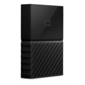 DISCO DURO EXTERNO 2TB WESTERN DIGITAL MY PASSPORT 2.5 USB 3.0 NEGRO