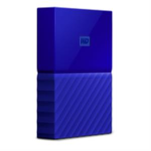 DISCO DURO EXTERNO 4TB WESTERN DIGITAL MY PASSPORT 2.5 USB 3.0 AZUL