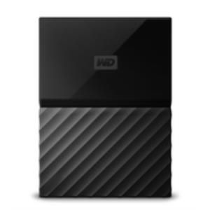 DISCO DURO EXTERNO 1TB WESTERN DIGITAL MY PASSPORT 2.5 USB 3.0 NEGRO