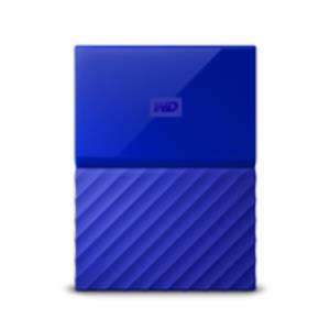 DISCO DURO EXTERNO 1TB WESTERN DIGITAL MY PASSPORT 2.5 USB 3.0 AZUL