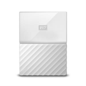 DISCO DURO EXTERNO 1TB WESTERN DIGITAL MY PASSPORT 2.5 USB 3.0 BLANCO