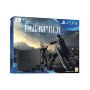 PS4 1TB + FINAL FANTASY