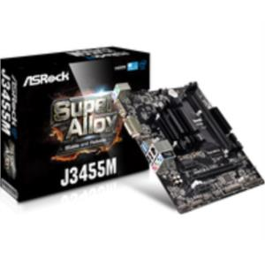 PLACA INTEL ASROCK J3455M CPU INTEGRADA DDR3 PCX M-ATX HDMI USB3.0