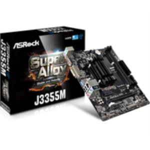 PLACA INTEL ASROCK J3355M CPU INTEGRADA DDR3 PCX M-ATX HDMI USB3.0